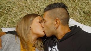 Se kysset til Ruben og Sunniva i Jakten på kjærligheten.