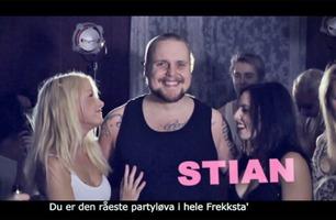 «Staysman» ble med i musikk-parodi på seg selv