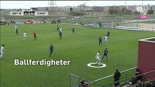 Se det beste fra Ødegaards finteshow