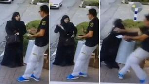 Palestinsk kvinne lurer israelsk vakt - så angriper hun plutselig med kniv