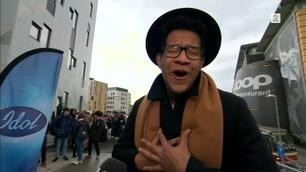 Hør Idol-programleder Marcus Bailey synge sin favorittlåt (så godt han kan)