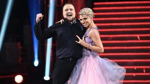 Stian og Alexandra danser tango i finalen av Skal vi danse