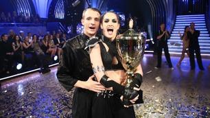 Adelén (19) er vinneren av Skal vi danse