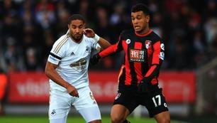 Joshua King fikk sitt første mål i Premier League