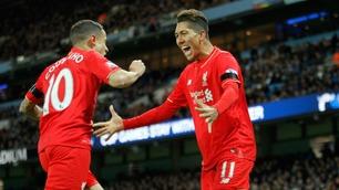 Liverpool ydmyket Manchester City