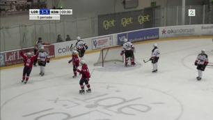 Sammendrag: Lørenskog - Kongsvinger  5-1
