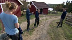 Irriterte Farmen-deltakere tar et kraftig oppgjør med André
