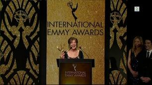 Anneke von der Lippe (51) vant Emmy-pris
