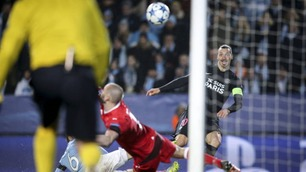 Sportsnyhetene: Zlatan fikk gåsehud av Malmö-fansen