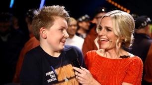 Odin Landbakk (13) vant Norske Talenter 2015-finalen