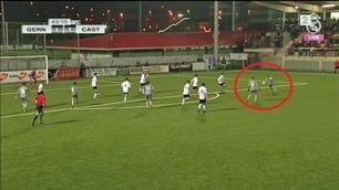 Stolpen stod i veien for vakker Ødegaard-scoring