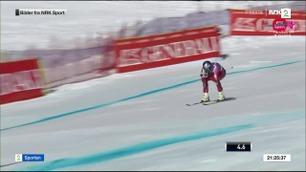 Sportsnyhetene: Aksel Lund Svindal til topps i Lake Louise