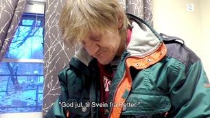 Stemmen brister når Svein (51) åpner symbolsk gave fra Petter