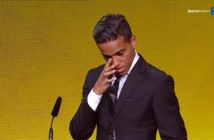 Scoret årets vakreste mål i verden – tok til tårene