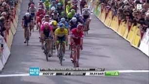 Kristoff nummer to på 5. etappe i Paris-Nice