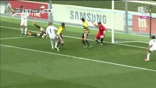 God Ødegaard da Castilla scoret seks