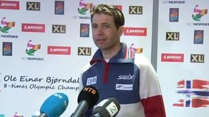 Opptak: Bjørndalens pressekonferanse om skiskytterfremtiden