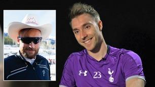 Tottenhams danske stjerne om Northug: - Er han skuespiller?