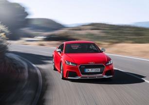 Her er Audis nye råskinn