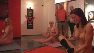 Roy og Astrid besøker sexmuseum i Las Vegas