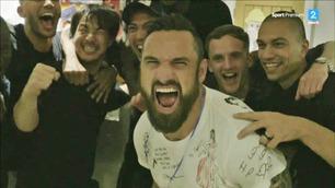 Leicester-spillerne feiret tittelen med party hos Jamie Vardy