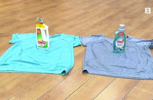 Gjør OMO aktiv og sport treningstøyet renere?