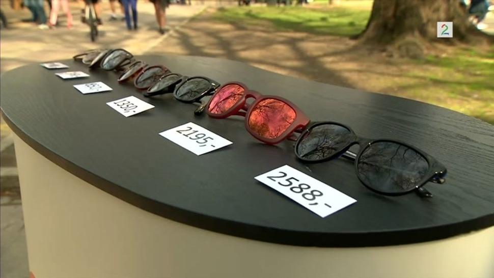 6cd67ecef3fb Er billige solbriller like gode som de dyre  Se resultatet her
