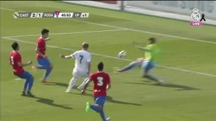 Ødegaard sender Castilla i ledelsen!