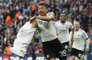 Lingard sikret FA-cupseier til Manchester United i ekstraomgangene