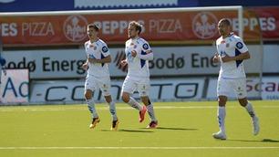 Lie ble matchvinner med sin første Tippeliga-scoring for AaFK