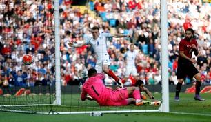 Vardy fikset England-seier mot Tyrkia