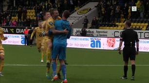 Bodø/Glimt til kvartfinalen etter straffedrama