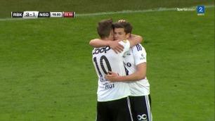 Helland tilbake med scoring da Rosenborg tok seg til kvartfinalen i cupen