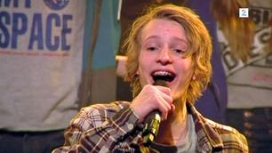 Slik har du ikke sett Idol-Marius før: Se klippene fra hans første opptredener