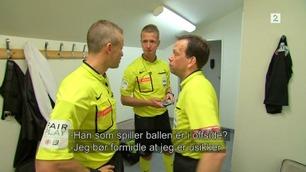Ladet opp til EM med å dømme RBK - Molde: – Vi har bommet på en situasjon