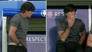 FC EM: Tyskland-sjefen eklere enn noen gang: – Serverer oppkast i munnen på seeren