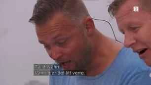Se TV 2-Jon og Steffen Iversen i tårevåt chiliduell