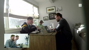 «2 mot 1»: Christian nekter å la sameie-møtet fortsette fordi en har på caps inne