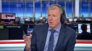 McClarens skuffelse da Island tok ledelsen har fått millioner til å le