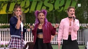 Nye Spice Girls? Sjekk Adelén, Alexandra Joner og Tone Damlis sexy opptreden