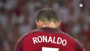 Sammendrag: Polen - Portugal 1-1