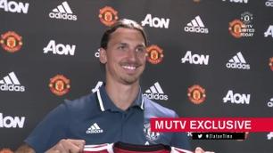 Manchester United bekrefter at Zlatan har signert