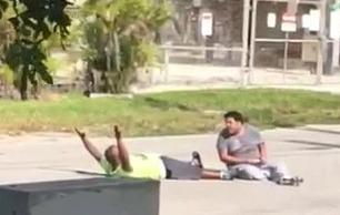 Charles (47) holdt hendene hevet over hodet – ble skutt av politiet