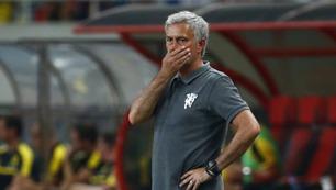 Mkhitaryan scoret mot gamleklubben, men United fikk bank av Dortmund