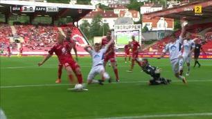 Mål: Heltne Nilsen 3-0 (59)