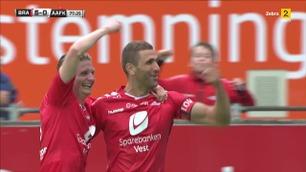 Mål: Karadas 5-0 (77)