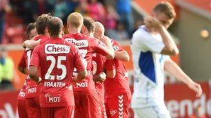 Total ydmykelse for Aalesund mot Brann