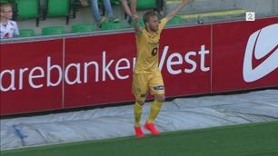 Olsen-dobbel for Bodø/Glimt, men Sogndal kom tilbake