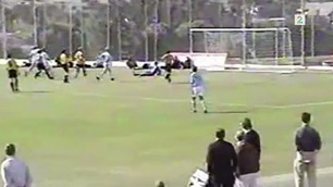 Zlatan-scoringen som ga karrieren en pangstart