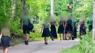 Tysk høyreekstrem gruppe arrangerer barneleir i Sverige